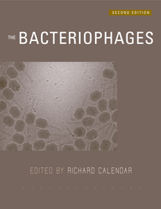 The Bacteriophages 2/e, edited by Richard Calendar.
